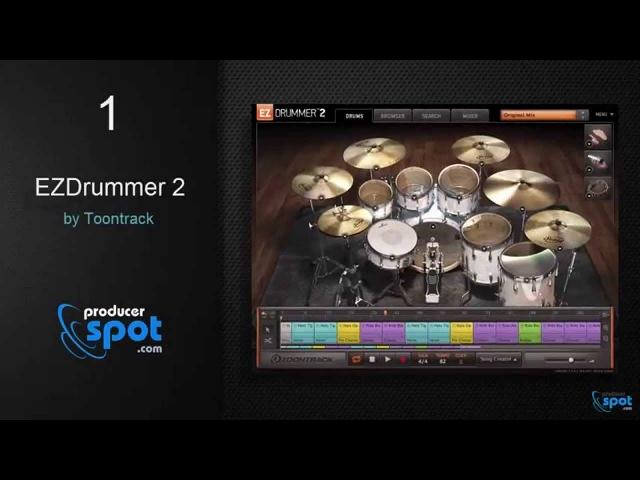 10 Best Drum Machines VST Plugins – Best Virtual Instruments