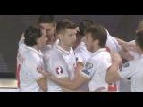 Nemanja Matic Fantastic Bicycle Kick Goal - Portugal vs Serbia 1-1