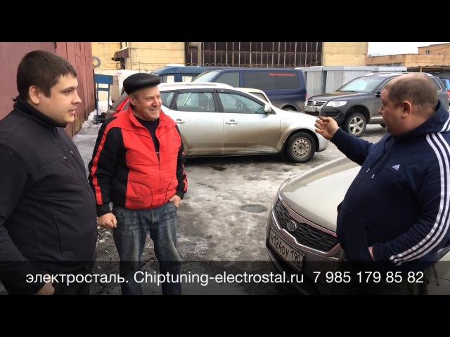 Прошивка Kia Ceed 1,4mt от нпо Адакт