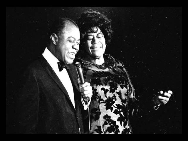 Ella Fitzgerald Louis Armstrong - Summertime