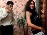 Азербайджанец в России раздевает Армянскую проститутку +18. EXCLUSIVE