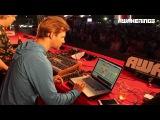 Gabriel Ananda &amp Dominik Eulberg @ Awakenings Festival 2015 Day One