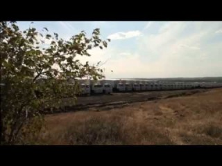 Russian Convoy Crosses Border: Ukraine says so-called aid trucks crossed illegally
