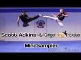 Scott Adkins (Yuri Boyka) &amp Ginger Ninja Trickster Sampler