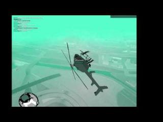 Верталёт развлекаемся  Боевые Корчи -BKDS- | MTA