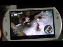 PSP GO обзор № 2 прошивка и проверка игры assasin creed