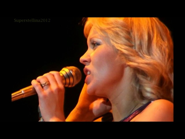 ABBA Summer Night City (live Wembley semi-widescreen) HD MAX HQ