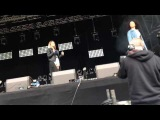 Neon Jungle - Cant Stop The Love - Fusion Festival 30th August 2014 Birmingham Cofton Park