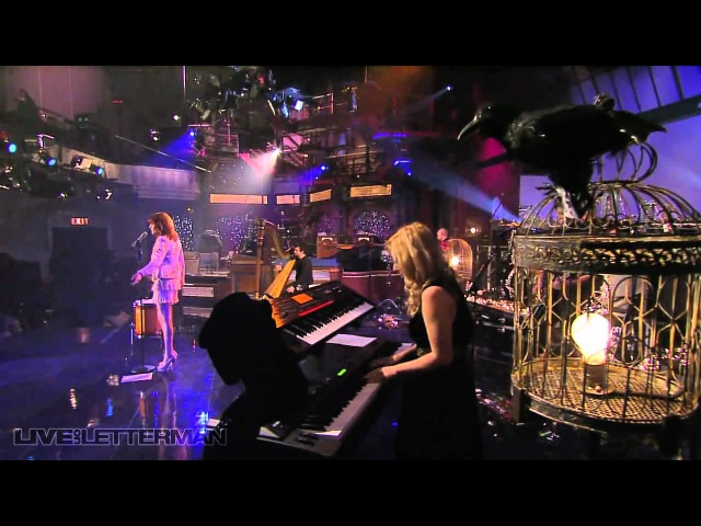 Florence The Machine - Howl (Live on Letterman)