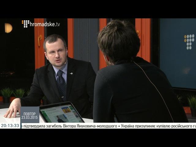 Ілля Несходовський Роздержавлення та демонополізація дві найбільші проблеми економіки