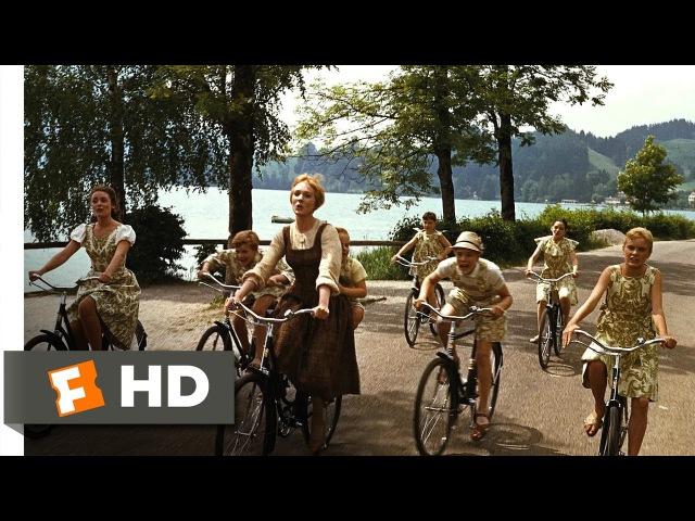 The Sound of Music (45) Movie CLIP - Do-Re-Mi (1965) HD