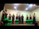 Anochecer Flamenco Volare Festival 23-03-13