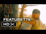 Mad Max Fury Road Featurette - Imperator Furiosa (2015) - Charlize Theron Movie HD