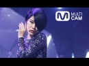 [엠넷멀티캠] 레인보우 블랙스완 노을 직캠 Fancam @Mnet MCOUNTDOWN_150226 Black Swan