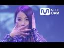 [엠넷멀티캠] 레인보우 블랙스완 지숙 직캠 Fancam @Mnet MCOUNTDOWN_150226 Black Swan