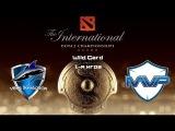 Vega vs MVP Phoenix | TI 2015, Wild Card, 1-я игра, 26.07.2015