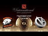 Virtus.Pro vs Vici Gaming   TI 2015, Групповой этап, 1-я игра, 29.07.2015
