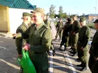 Моя служба г.Иркутск-45 12-ГУМО рота ПРТБа в/ч 25007. Томичи) В запас.