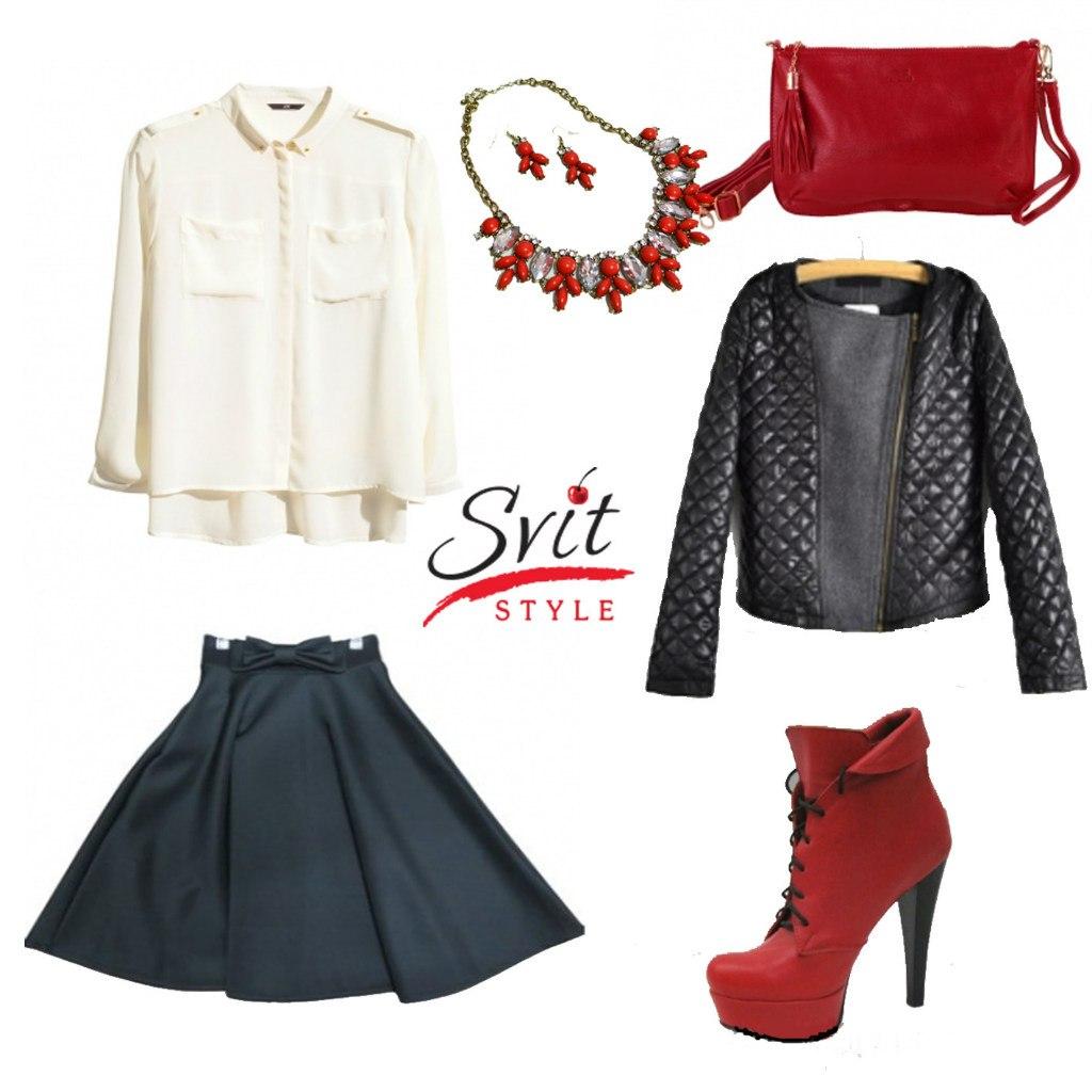Готовые образы (луки) с модной блузкой или стильной рубашкой