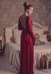 Длинные платья в спб недорого магазины