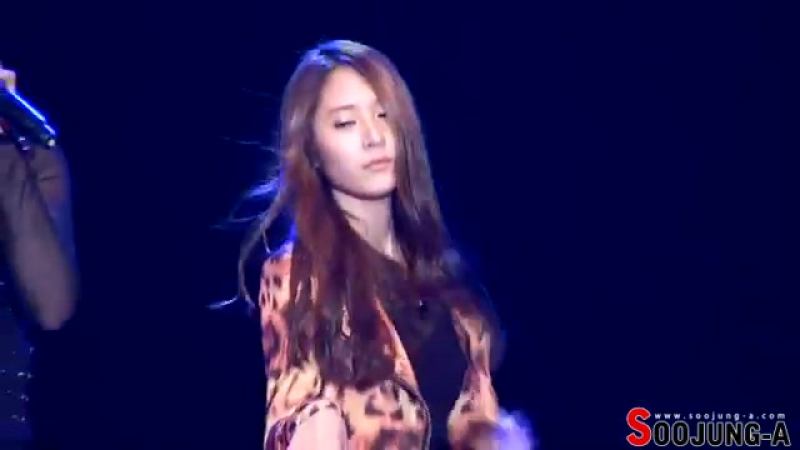 Nu ABO at 1st Chinese Student Festival (111006) (Krystal Focus)