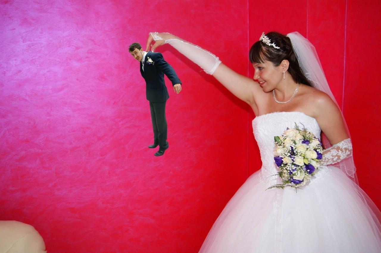 Веселые фото со свадьбы