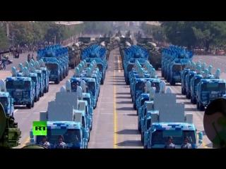 Отсутствие западных лидеров на параде в Пекине ...ОСКОРБЛЯЕТ... память жертв Второй мировой