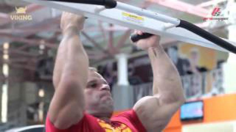 Денис Иванович Цыпленков - Тренировки Армрестлеров