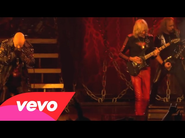 Judas Priest Turbo Lover Live 2012