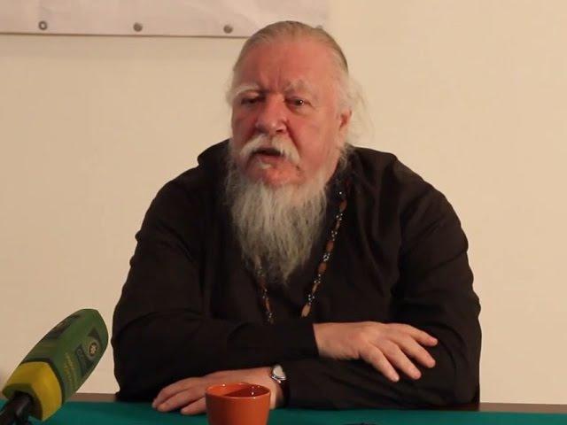 Протоиерей Димитрий Смирнов в гостях у Движения Сорок Сороков