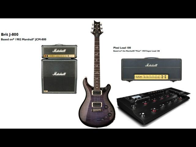 Line 6 POD HD500X Marshall PlexiJCM800