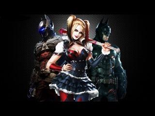 Бэтмен: Рыцарь Готэма - Город будет мой трейлер на русском / Batman: Arkham Knight Trailer