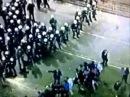 1999 Greece riot against Clinton NATO parade to bomb Serbia for Kosovo