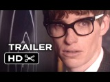 The Theory of Everything Official Trailer #1 (2014) - Eddie Redmayne, Felicity Jones Movie HD
