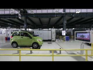 Махиндра-Рева. Первый платиновый автомобильный завод.