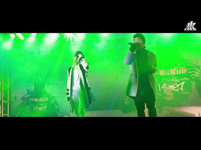 [Live] Anh Không Xứng - Mr.T, Yanbi ( ĐH Kinh Tế Quốc Dân 2015 )