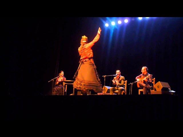 David Palomar en Montevideo - Tangos Baile: María Moreno