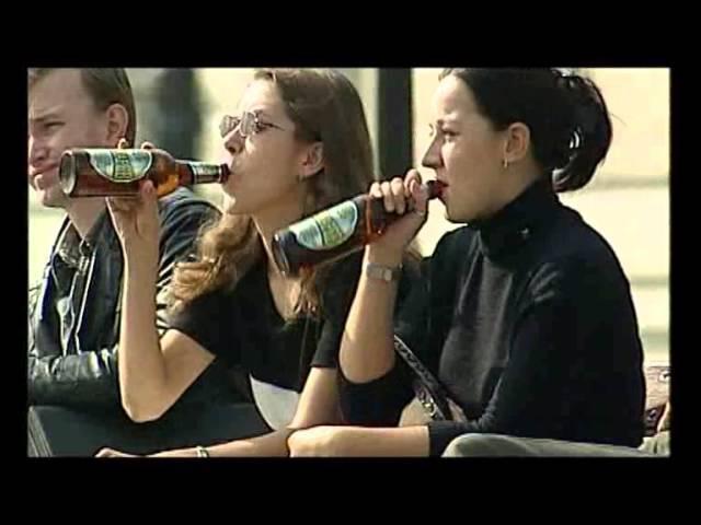 Общее Дело Большая алкогольная болезнь