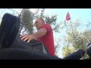 Бывший волгоградец привез из Голландии в Россию гуманитарный груз для инвалидов