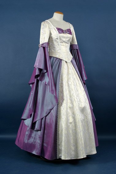 Женские платья в 17 веке картинки