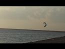 Video 2015 08 17 Mоё первое покорение крыла кайта на Севаше
