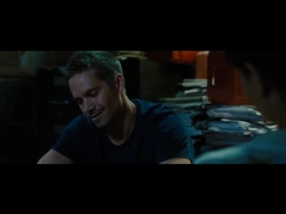nothing really matters unless you have a man's code. (videocut from Fast 4)