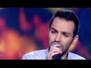 Κώστας Αγέρης - Tην πατρίδα μου έχασα | The Voice of Greece - The Blind Auditions (S02E02)