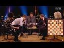 Как Билл Гейтс почти обыграл чемпиона мира по шахматам!! Билл Гейтс - Магнус Карлсен.