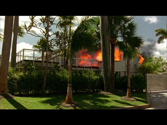 Burn Notice VFX