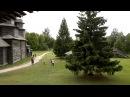 Великий Новгород деревня Витославлицы звон колоколов Свято-Юрьев монастырь