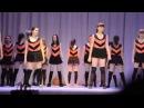 Наш с девчёнками школьный танец в Оренбурге танец тверк скандальный танец Елена Федорець и т.д.