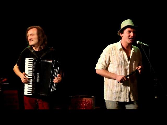 Веселі Вуйки - Коломийка (Live from Organum 2012)