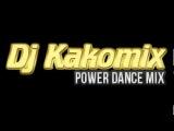 POWER DANCE MIX VOL 213 EURO DANCE NUEVA ERA