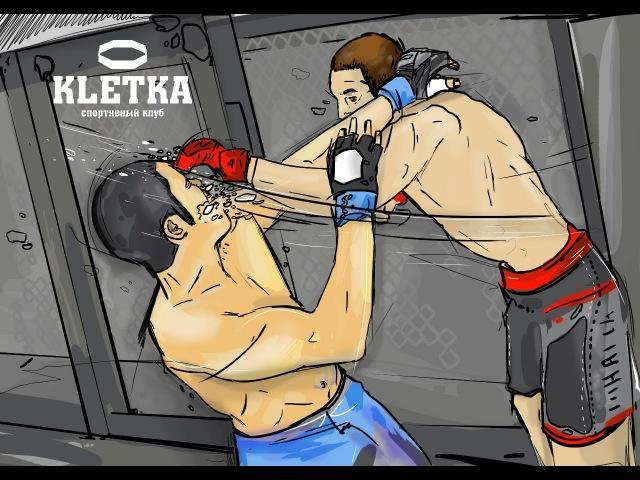 Как не бояться ударов в голову, не моргать в бою или спаррингах. Упражнения от Андрея Басынина